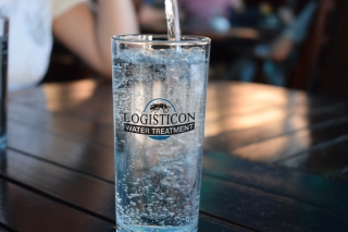 Drinkwaterglas Logisticon